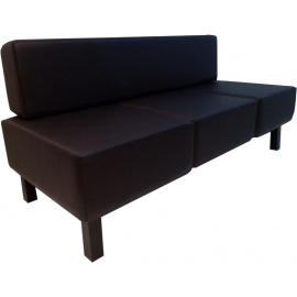 Sofa Ainna de 3 plazas